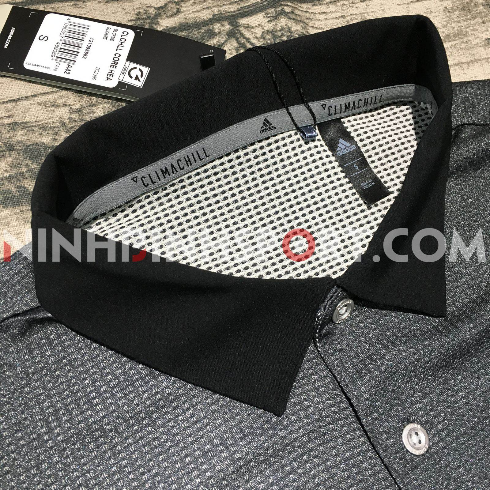 Áo thể thao nam Adidas Golf Climachill Core Polo DQ2395