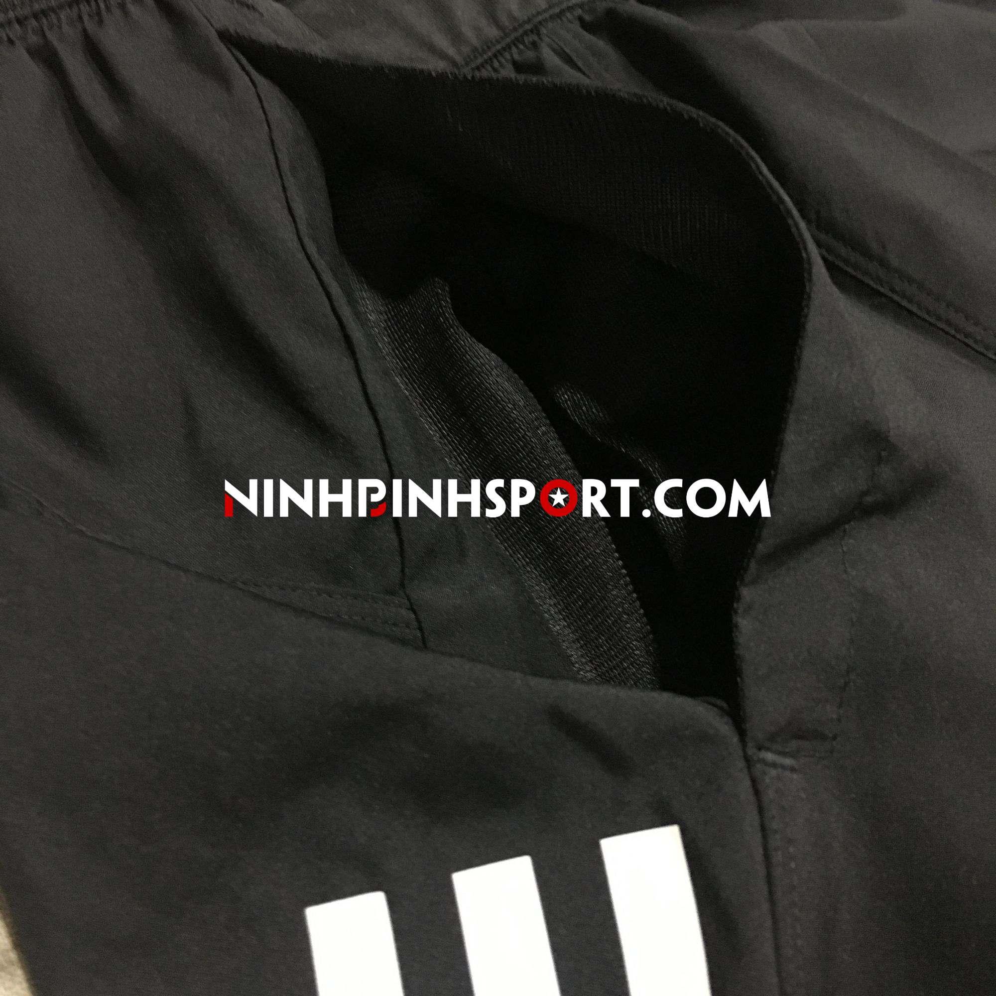 Quần thể thao nam Adidas 4krft Tech Woven 3-Stripes Shorts DQ2860