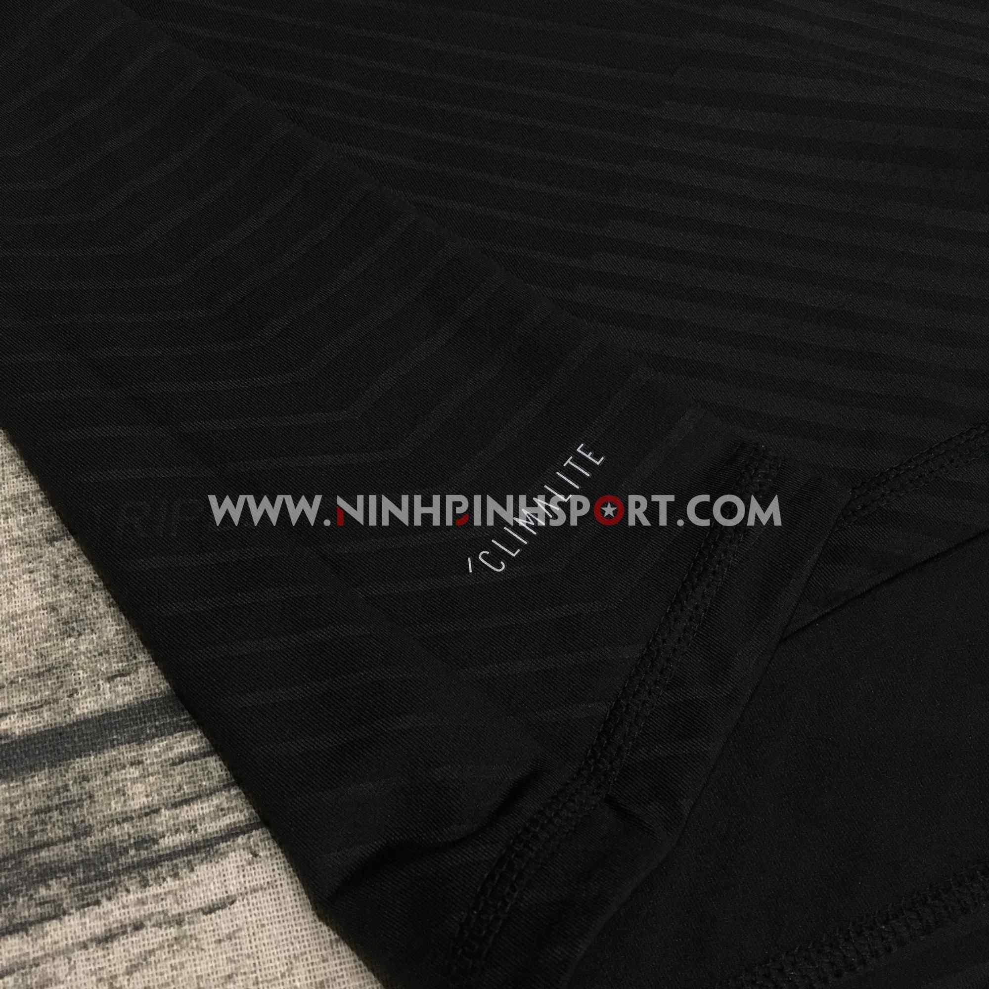 Áo thể thao nam Adidas FreeLift 360 Graphic Tee Black DS9278
