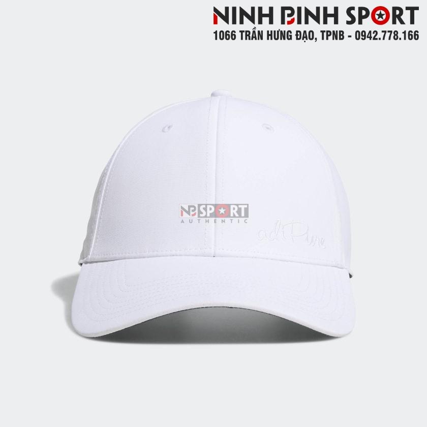 Mũ thể thao nam Adidas Adipure Premium Adjustable White DT4851