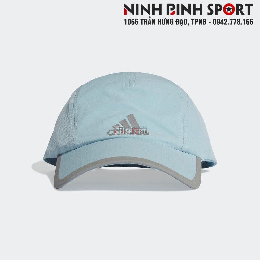 Mũ thể thao nam  Adidas Climalite Running Light Blue DT8361