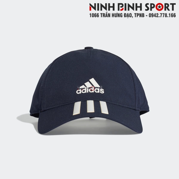 Mũ thể thao Adidas C40 3-Stripes Climalite Blue DT8543