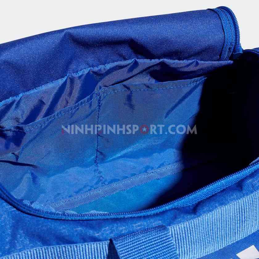 Túi thể thao Adidas  Convertible 3-Stripes Duffel Small  Blue DT8646