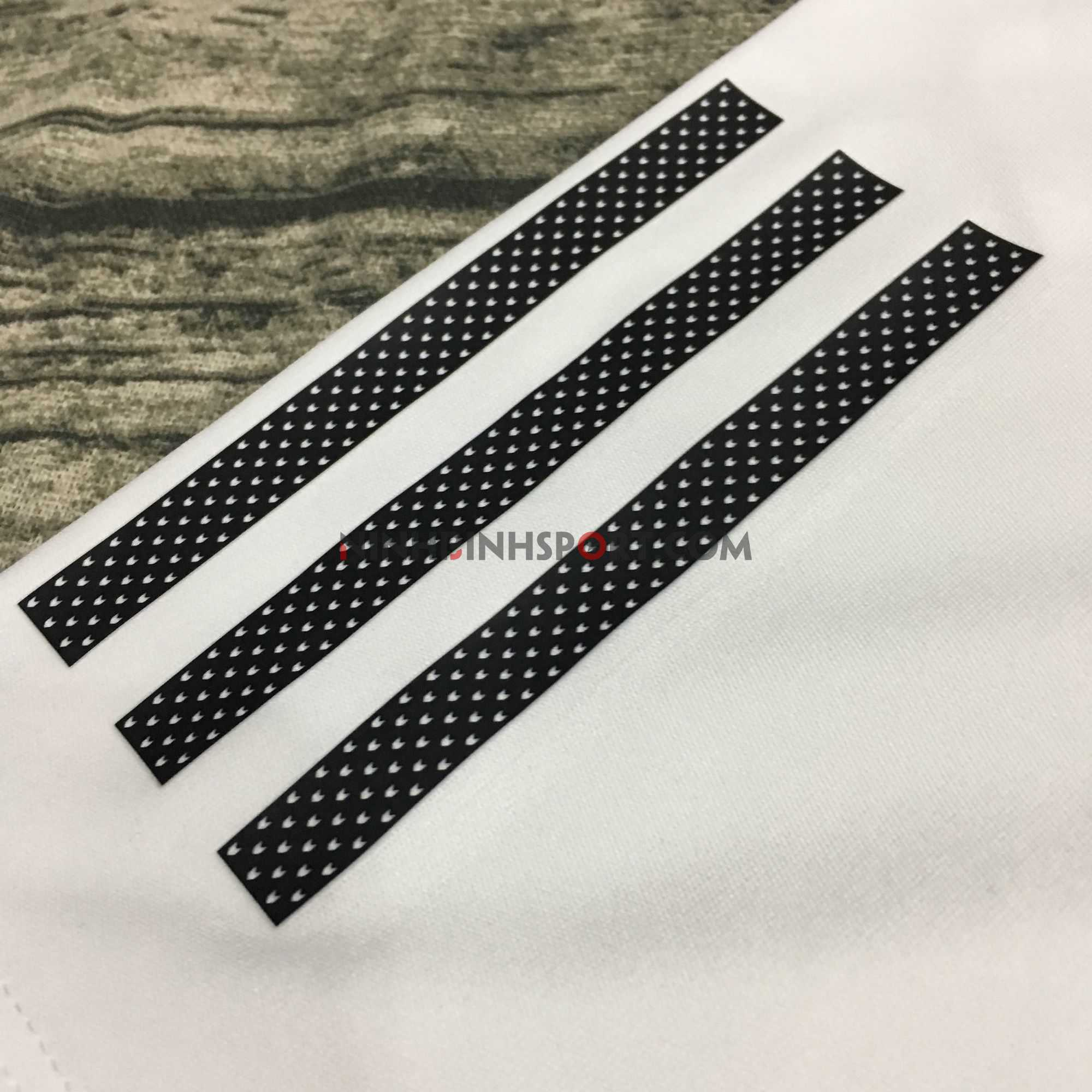 Áo thể thao nam Adidas Club 3 Stripe Polo White DU0849