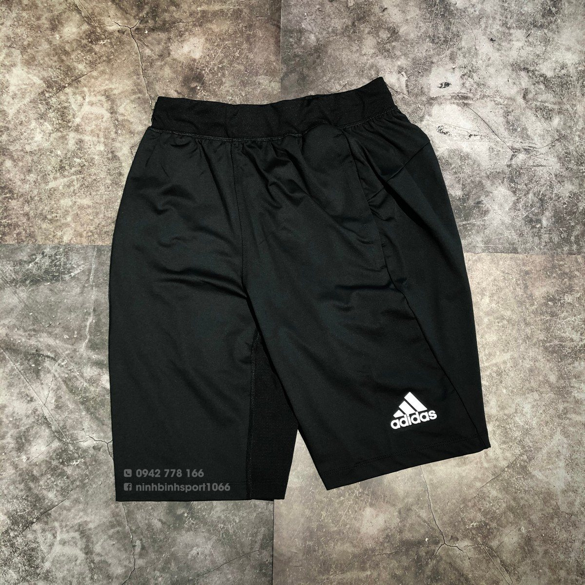 Quần thể thao nam Adidas 4KRFT Sport Ultimate 9in DU1556