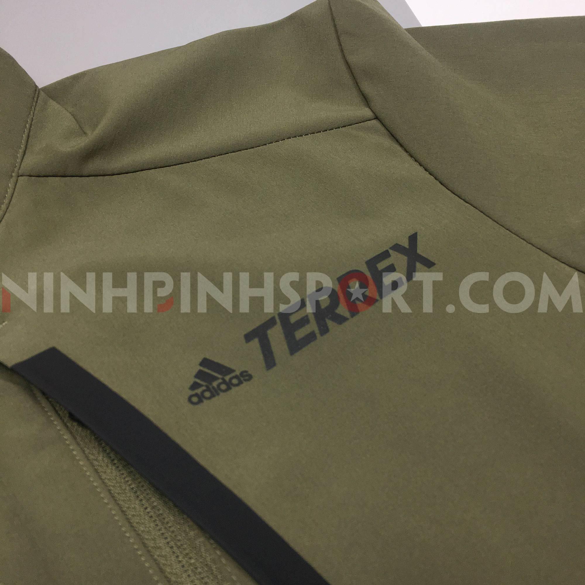 Áo khoác thể thao nam Adidas XPLR STRC WB DW4198