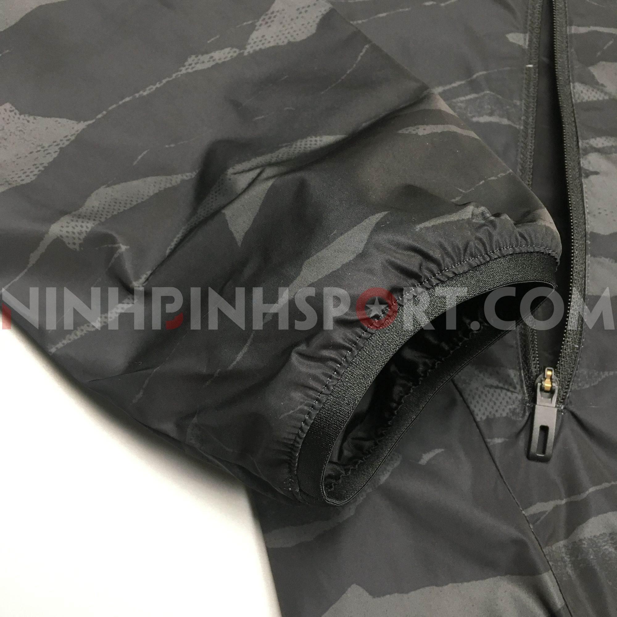 Áo khoác thể thao nam Adidas Comm Wb Camo DW4652