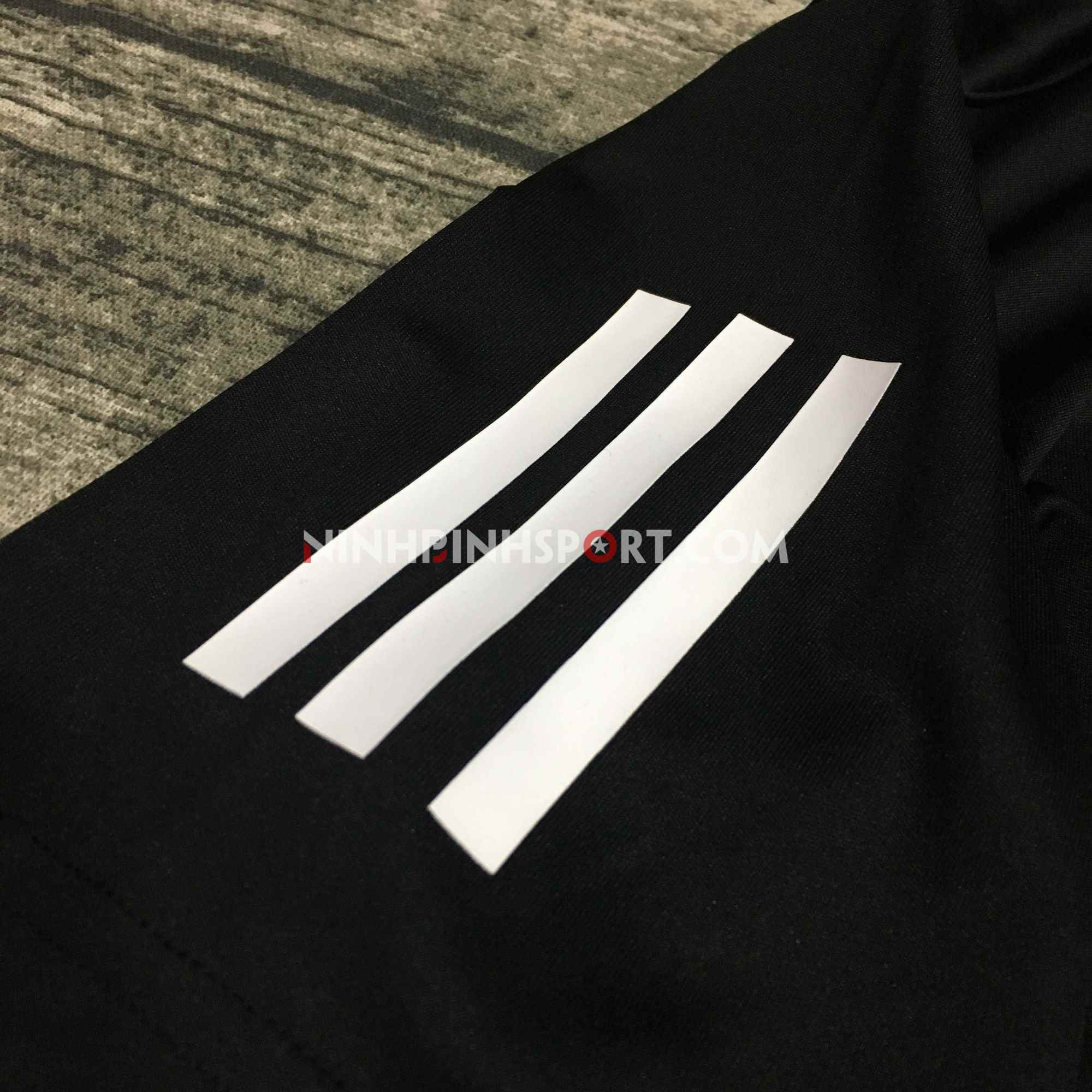 Áo thể thao nam Adidas Golf Polo Shirt-Back DW5749