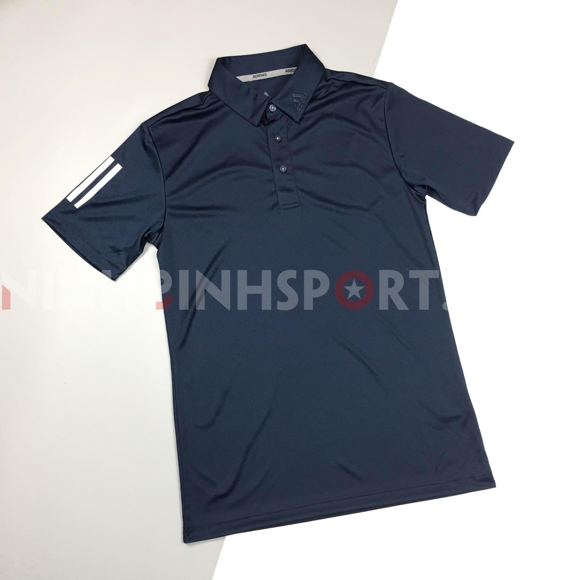 Áo thể thao nam Adidas Golf Polo - Blue DW5750