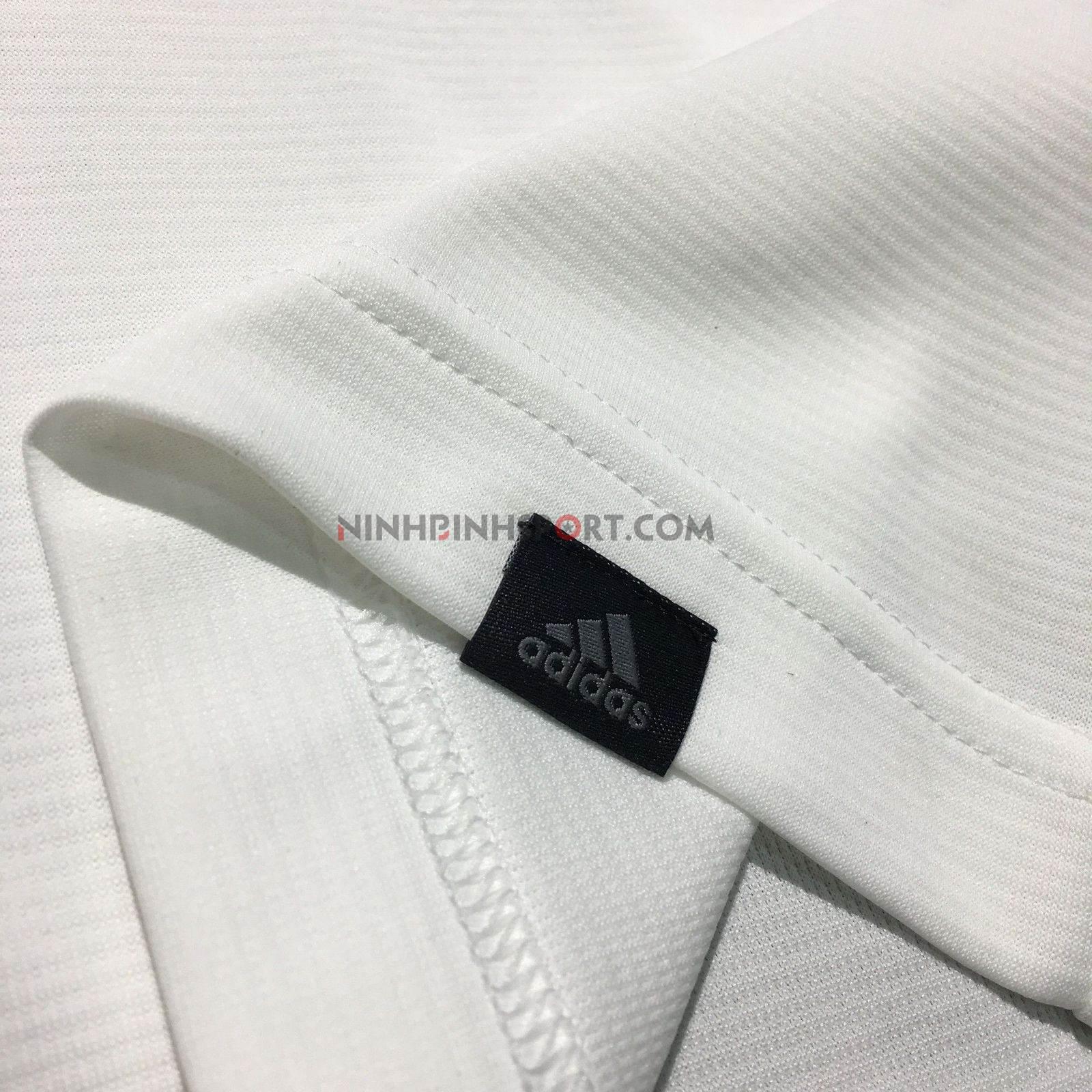 Áo thể thao nam Adidas Golf Adicross Polo White DW5797