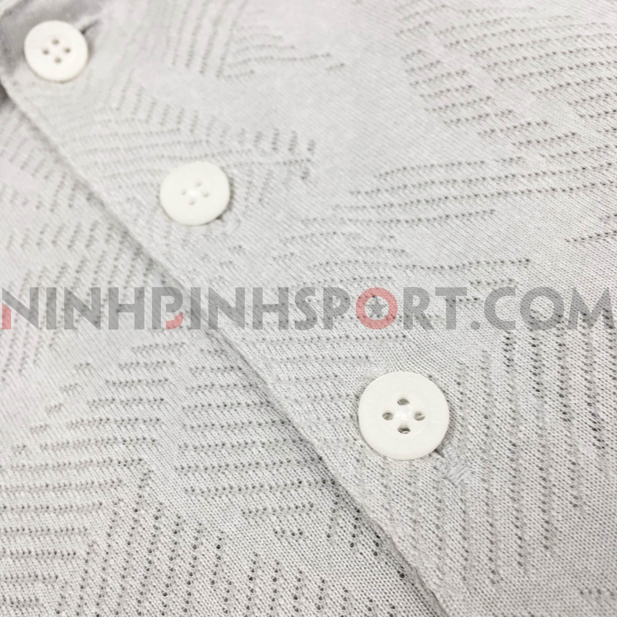Áo thể thao nam Adidas Golf Jacquard Polo Shirt DW6308