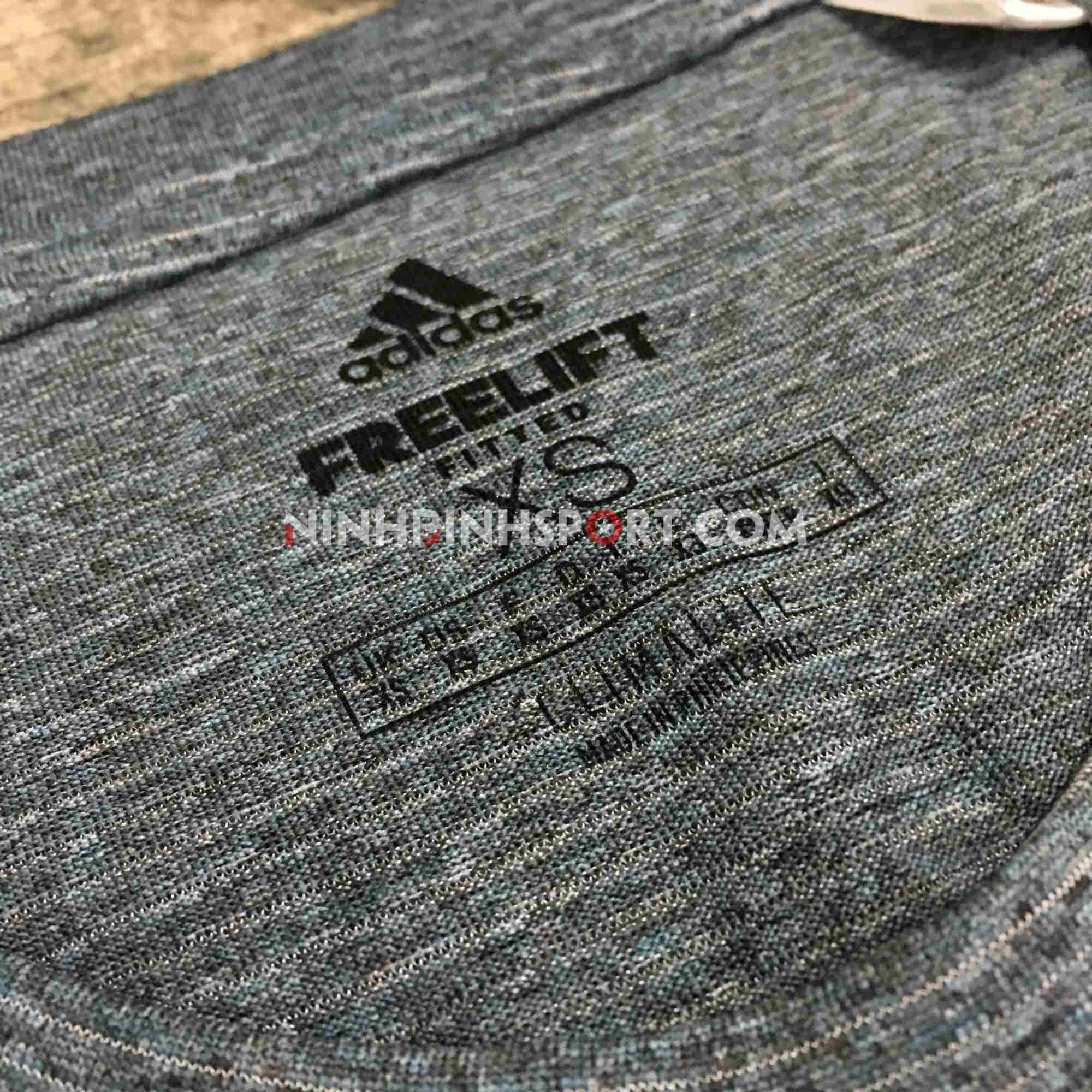 Áo thể thao nam Adidas FreeLift Tech Climacool Fitted DW9835