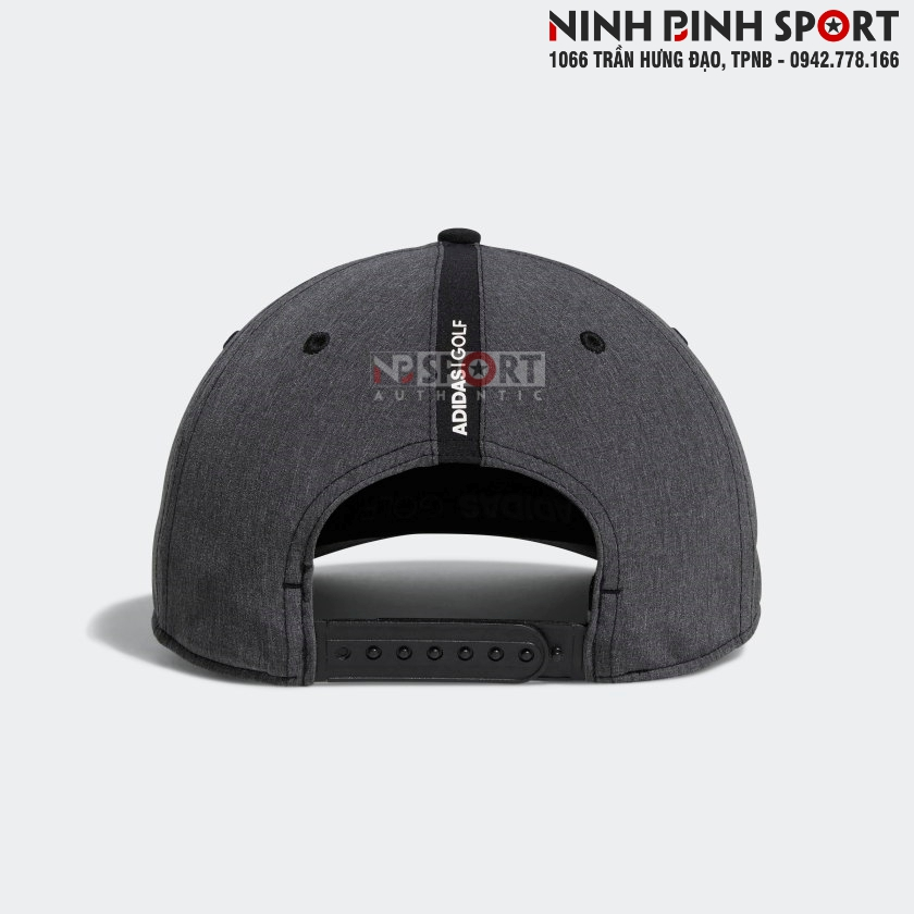Mũ thể thao Adidas Badge of Sport Tour Hat Black DX0599