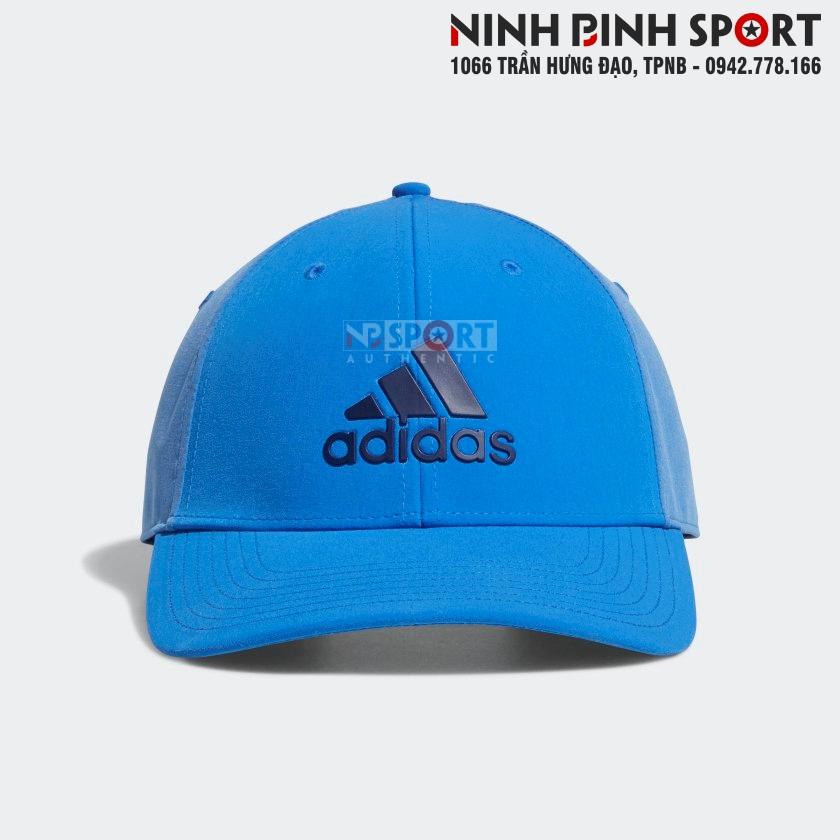 Mũ thể thao nam Adidas A-Stretch Badge of Sport Tour Cap True Blue DX0725