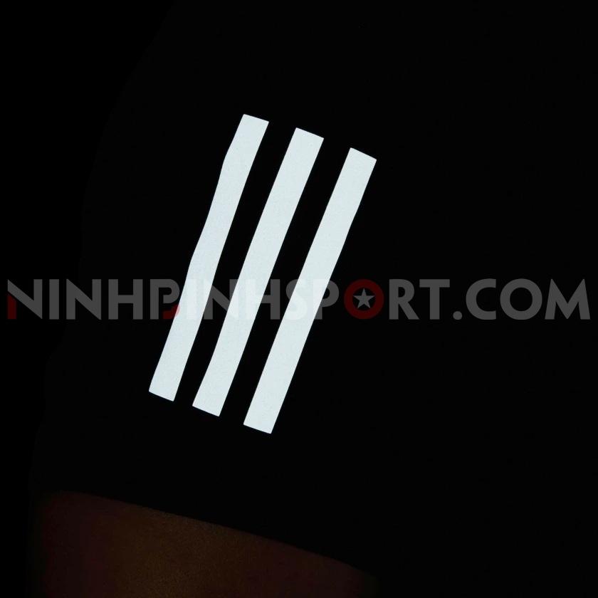 Áo thể thao nam adidas Own The Run Black DX1312
