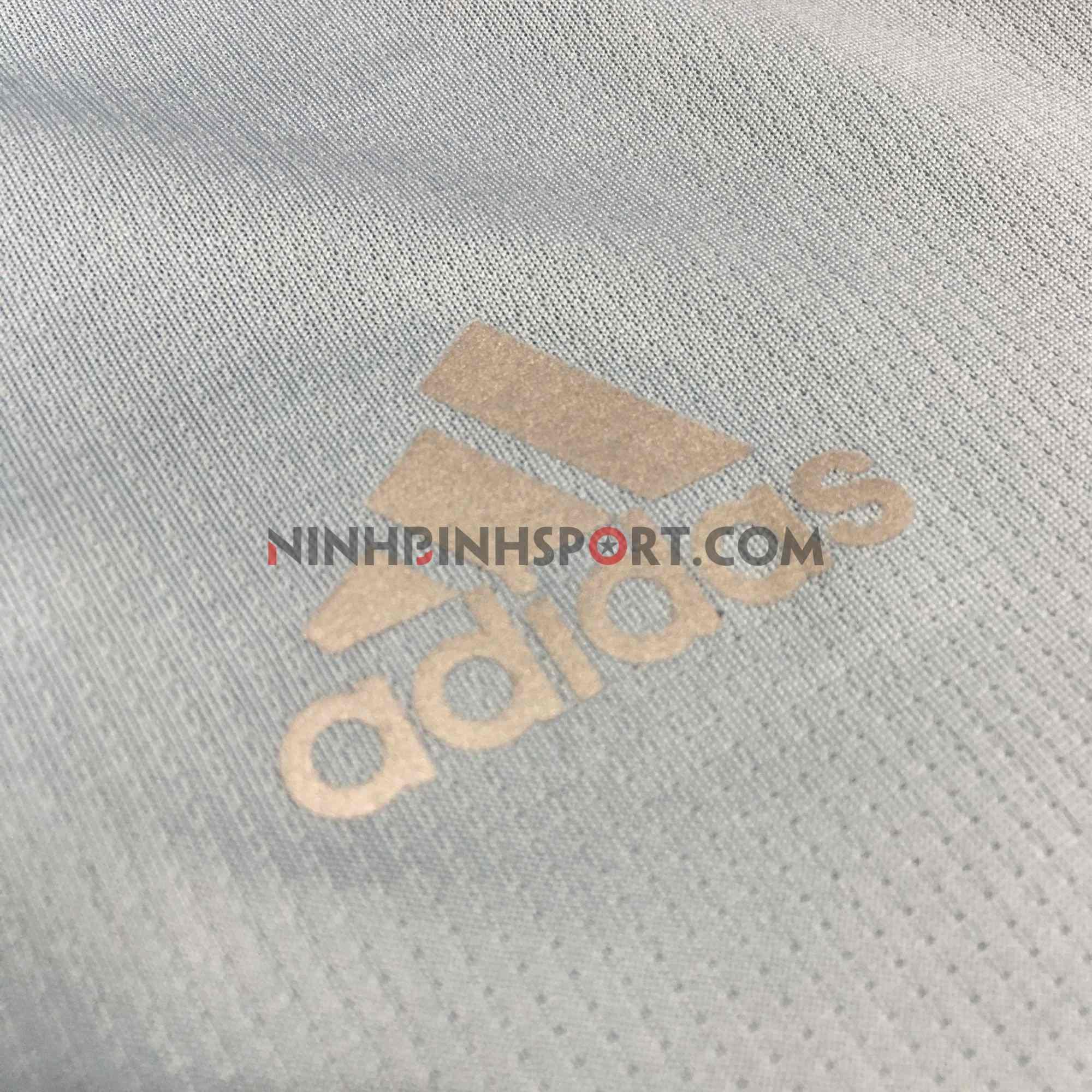 Áo thể thao nam Adidas Own the Run Tee - Blue DX1317