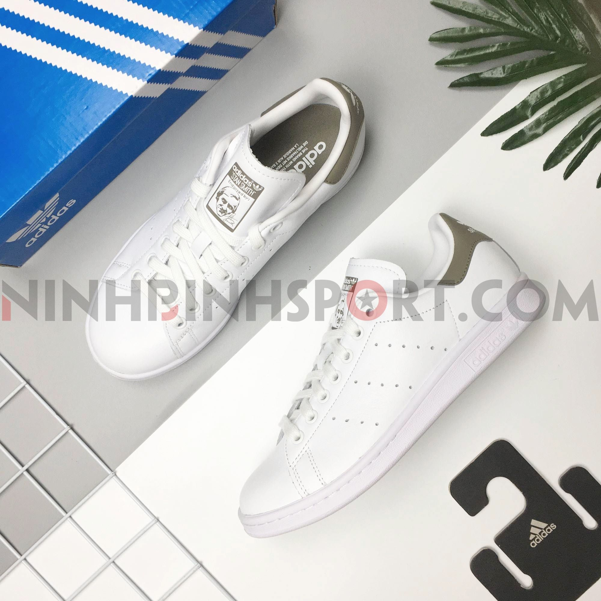 Giầy thể thao nam Adidas Originals Stan Smith EE5798