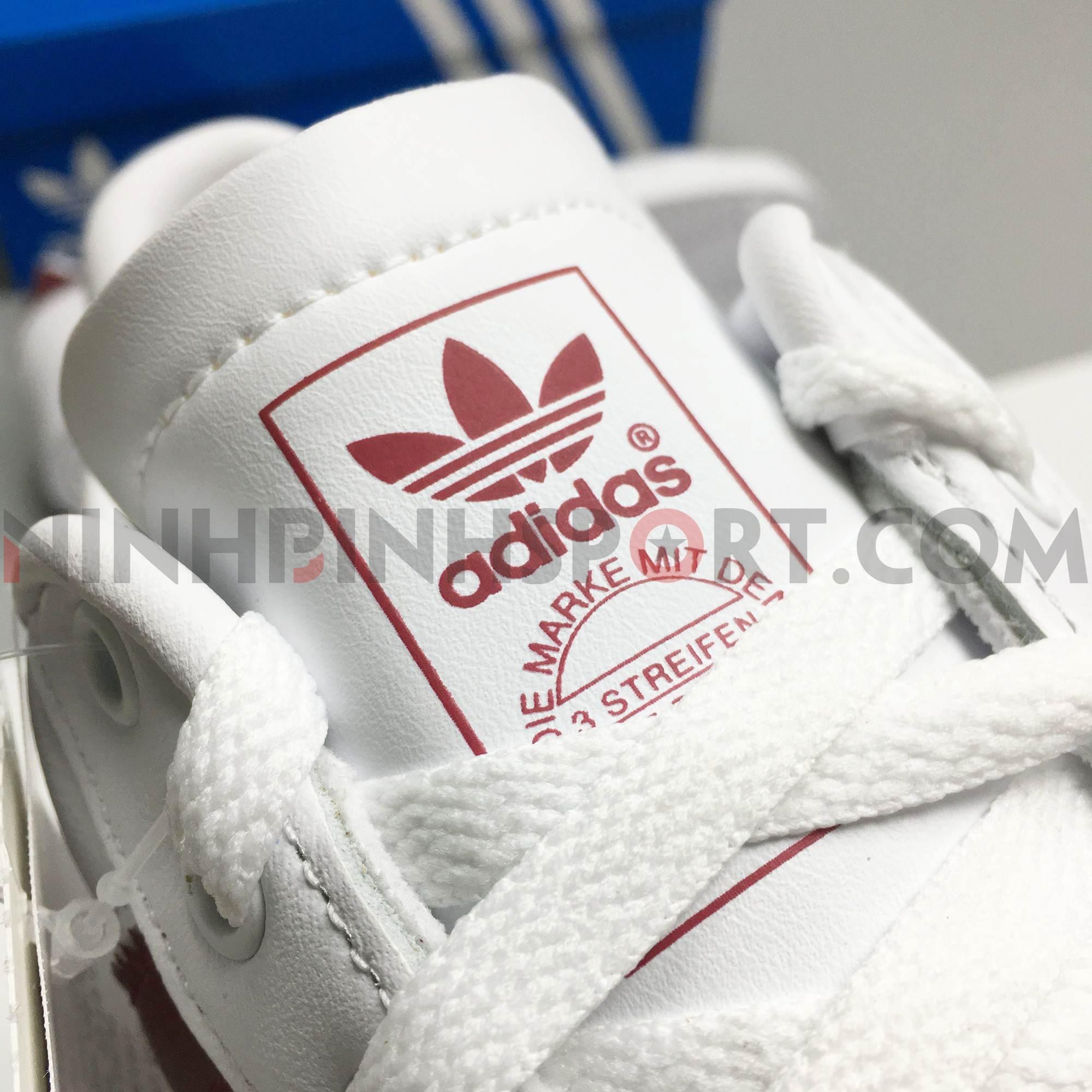 Giầy thể thao nam Adidas Coast Star White EE6197