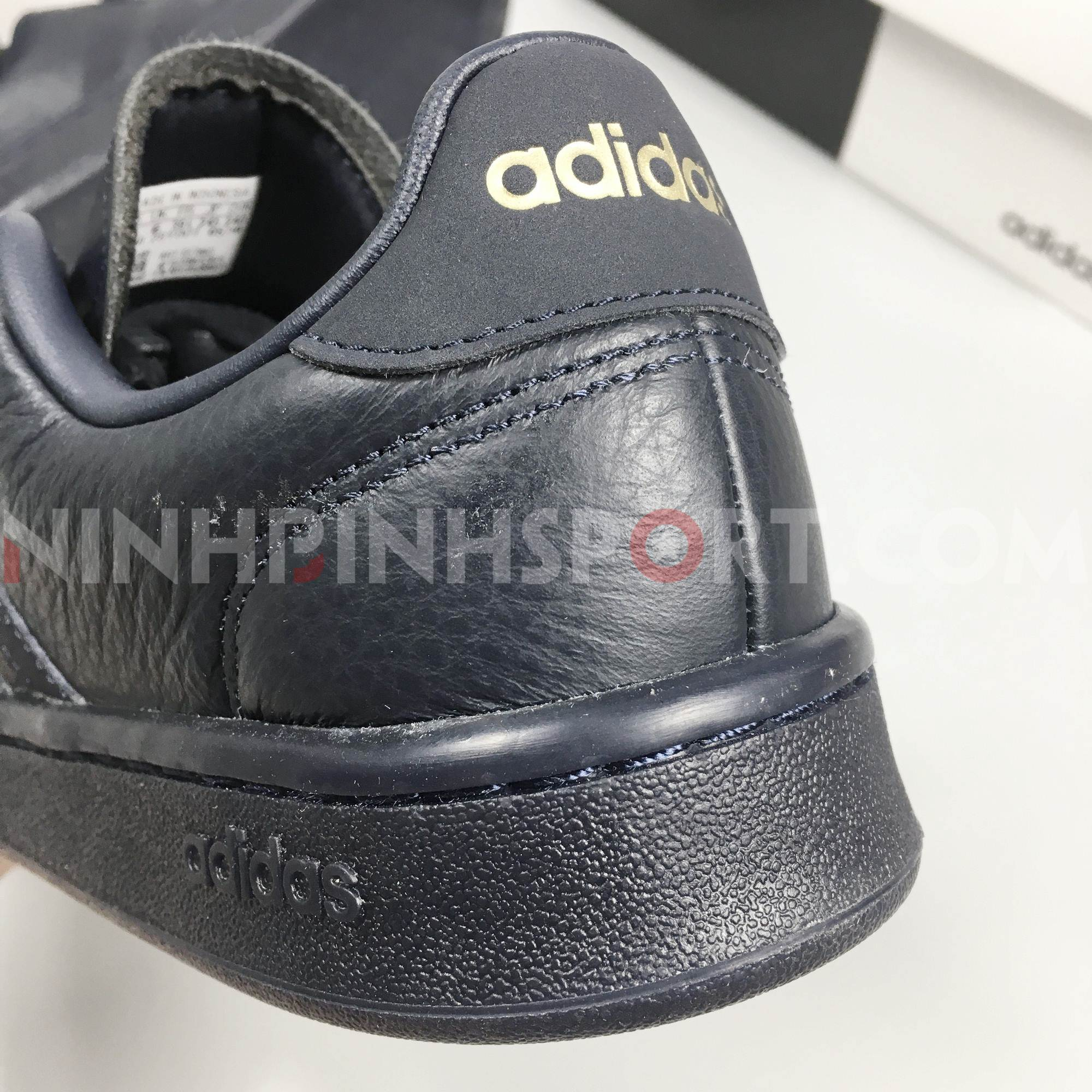 Giầy thể thao nam Adidas Grand Court EE7883