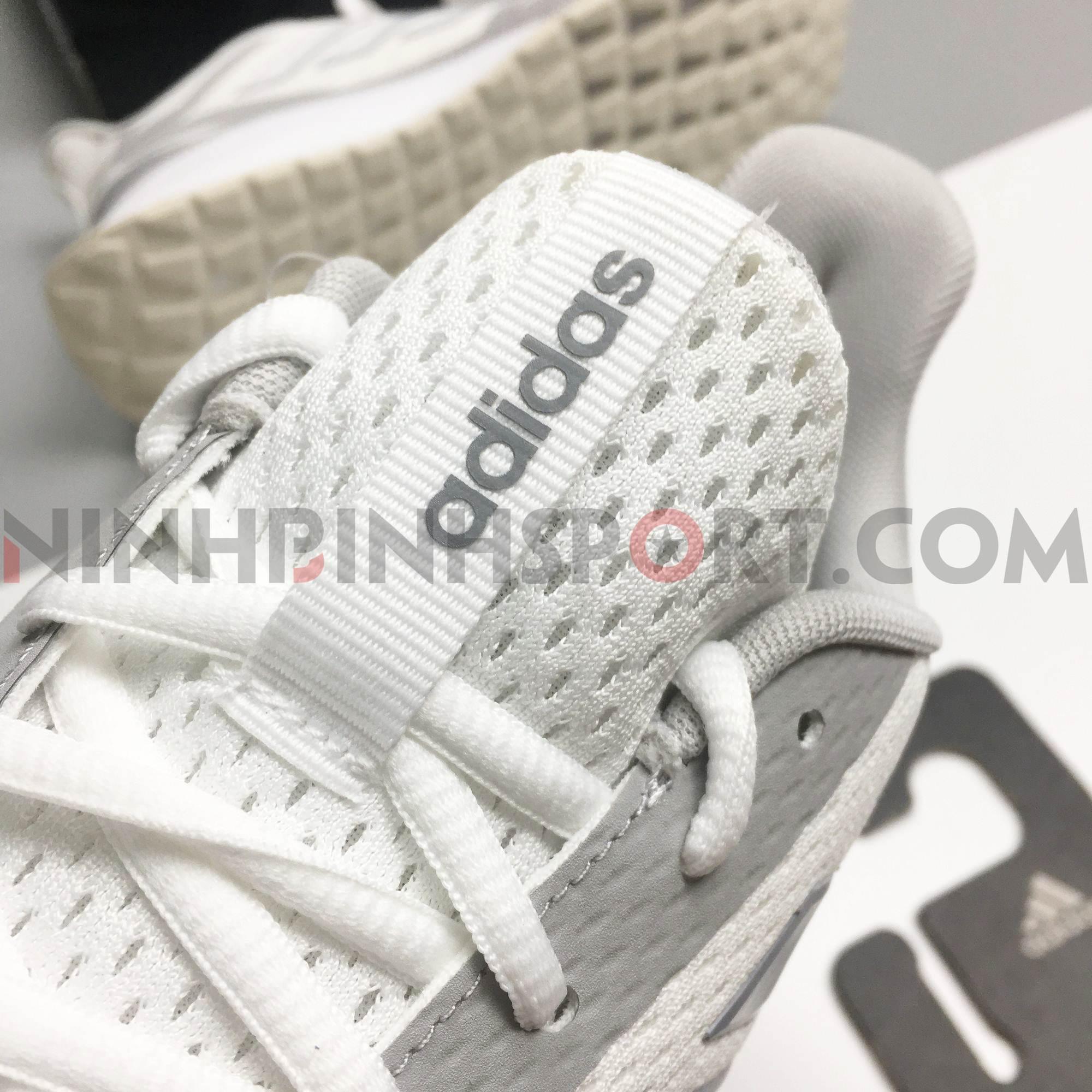 Giầy thể thao nam Adidas Nova Run White EE9266
