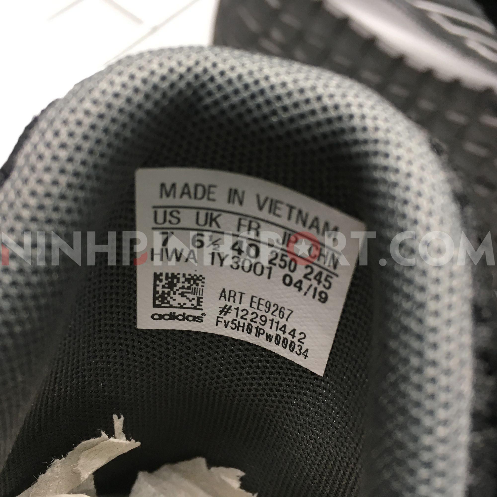 Giày thể thao nam Adidas Nova Run Black EE9267