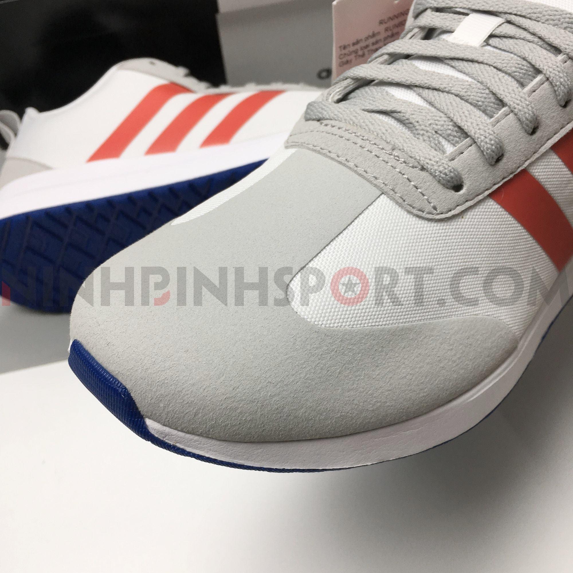 Giầy thể thao nam Adidas Run 60s White EE9728