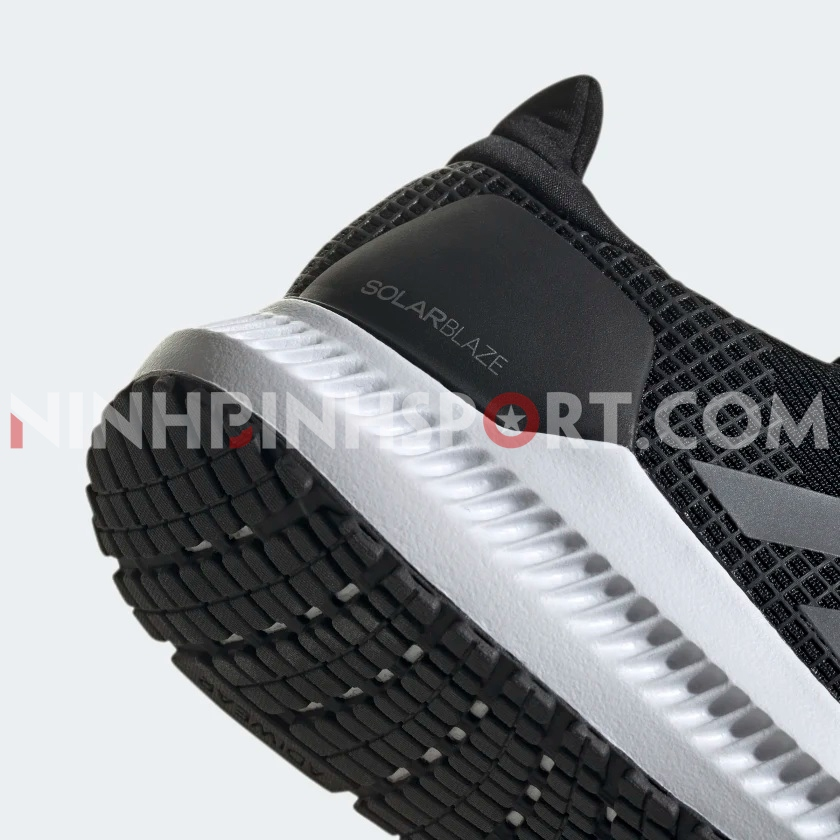 Giày thể thao nam Adidas Solar Blaze Black - EF0815