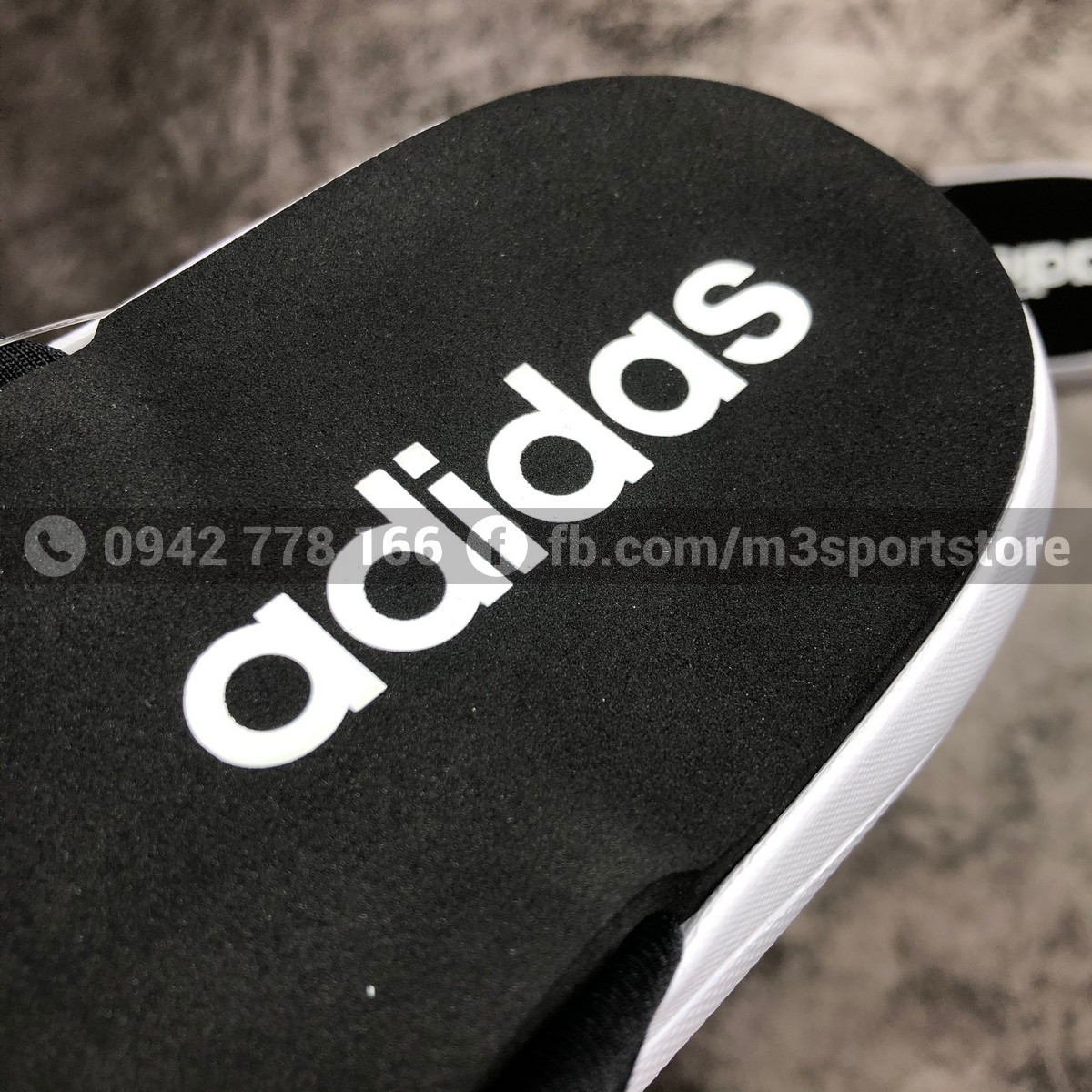 Tông thể thao nam Adidas Comfort Flip-Flops EG2069