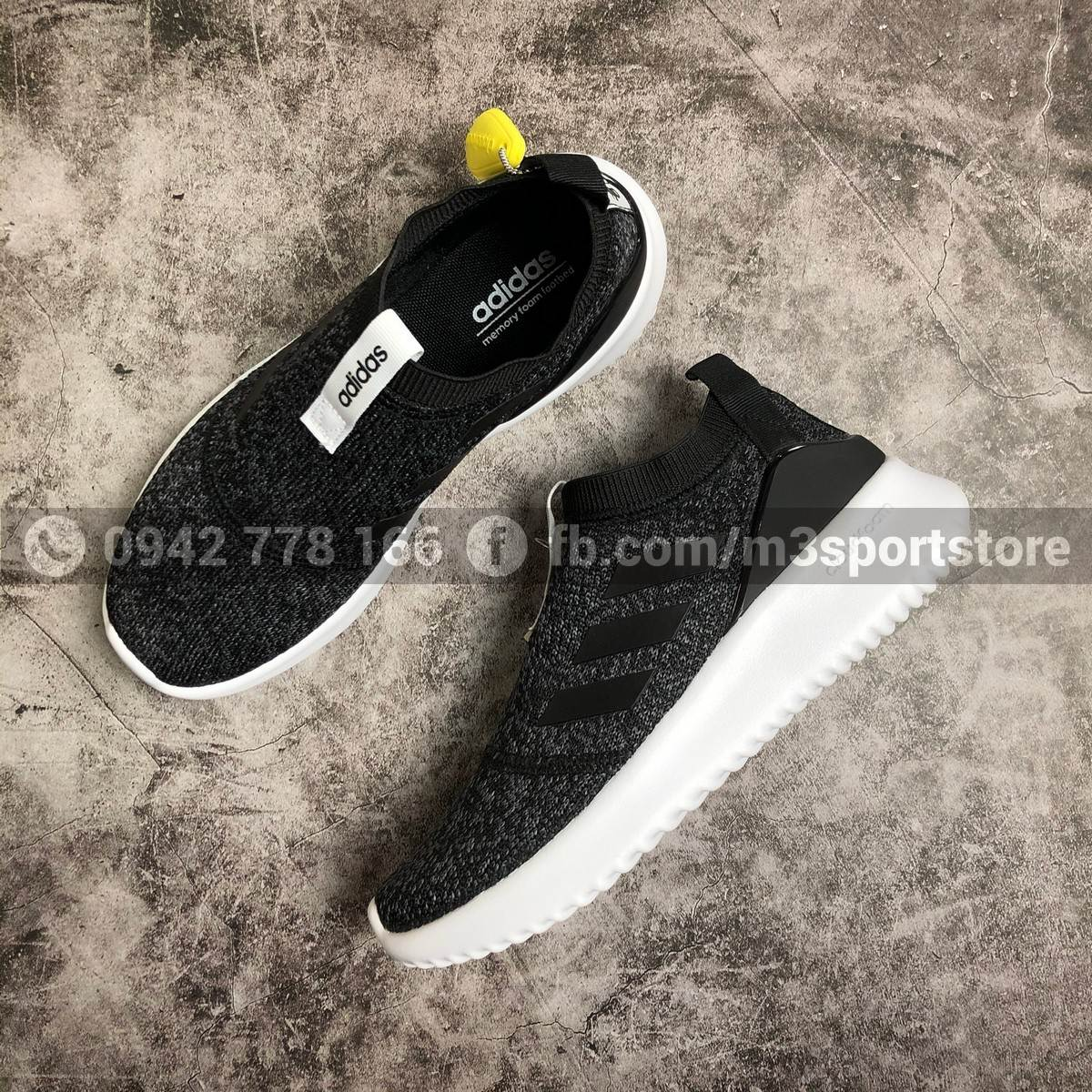 Giày thể thao nữ Adidas Running  Ultima Fusion F34593