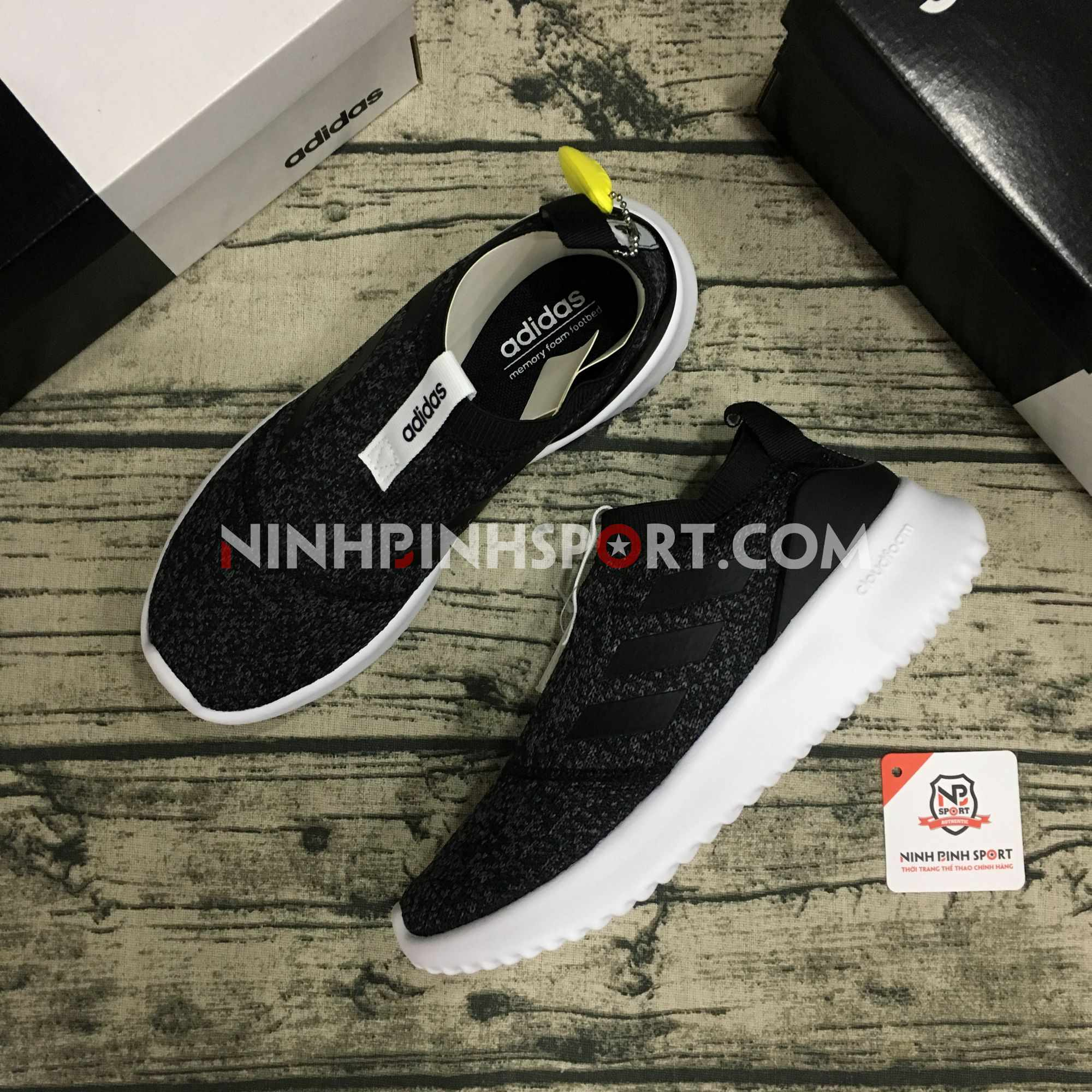 Giầy thể thao nữ Adidas Running Ultima Fusion F34593