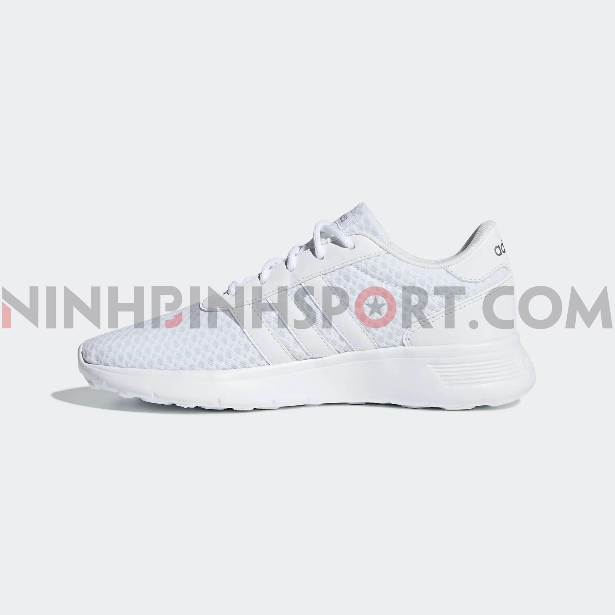 Giày thể thao nữ Adidas Lite Racer White F34672