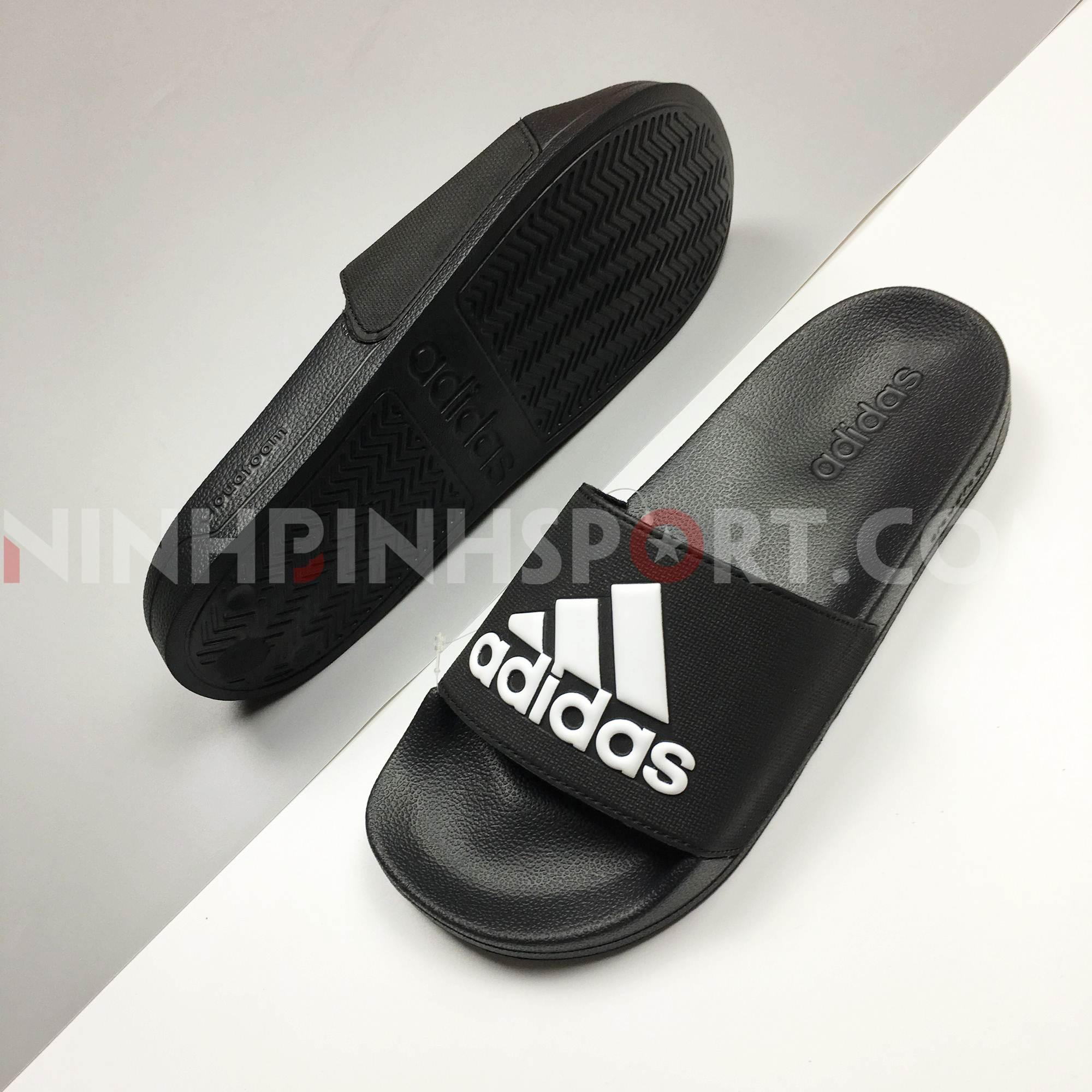 Dép thể thao nam Adidas Adilette Shower Black F34770