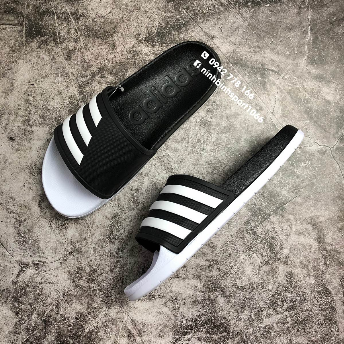 Dép thể thao nam Adidas Adilette TND Slides F35437