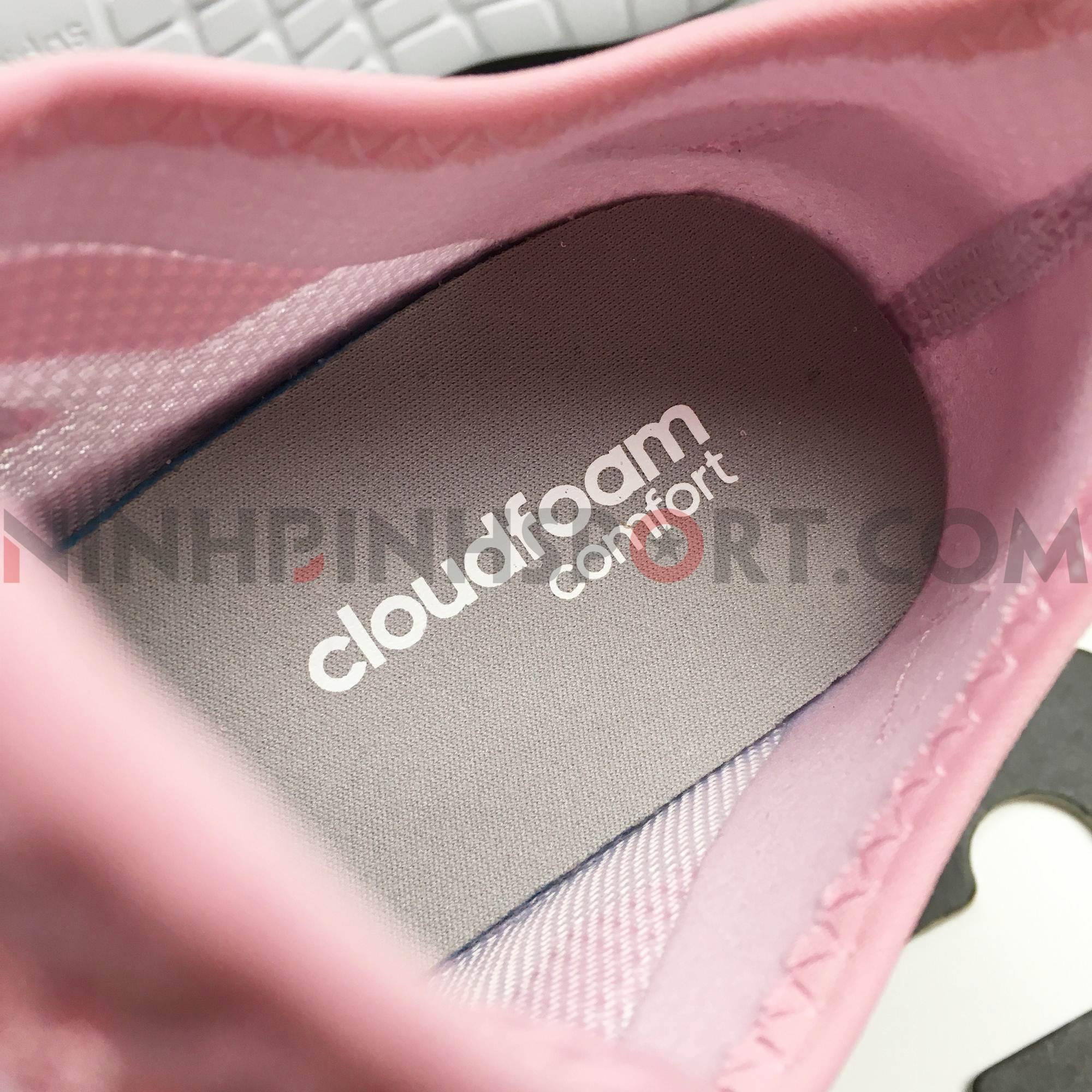 Giày thể thao nữ Adidas Yatra Pink F36514