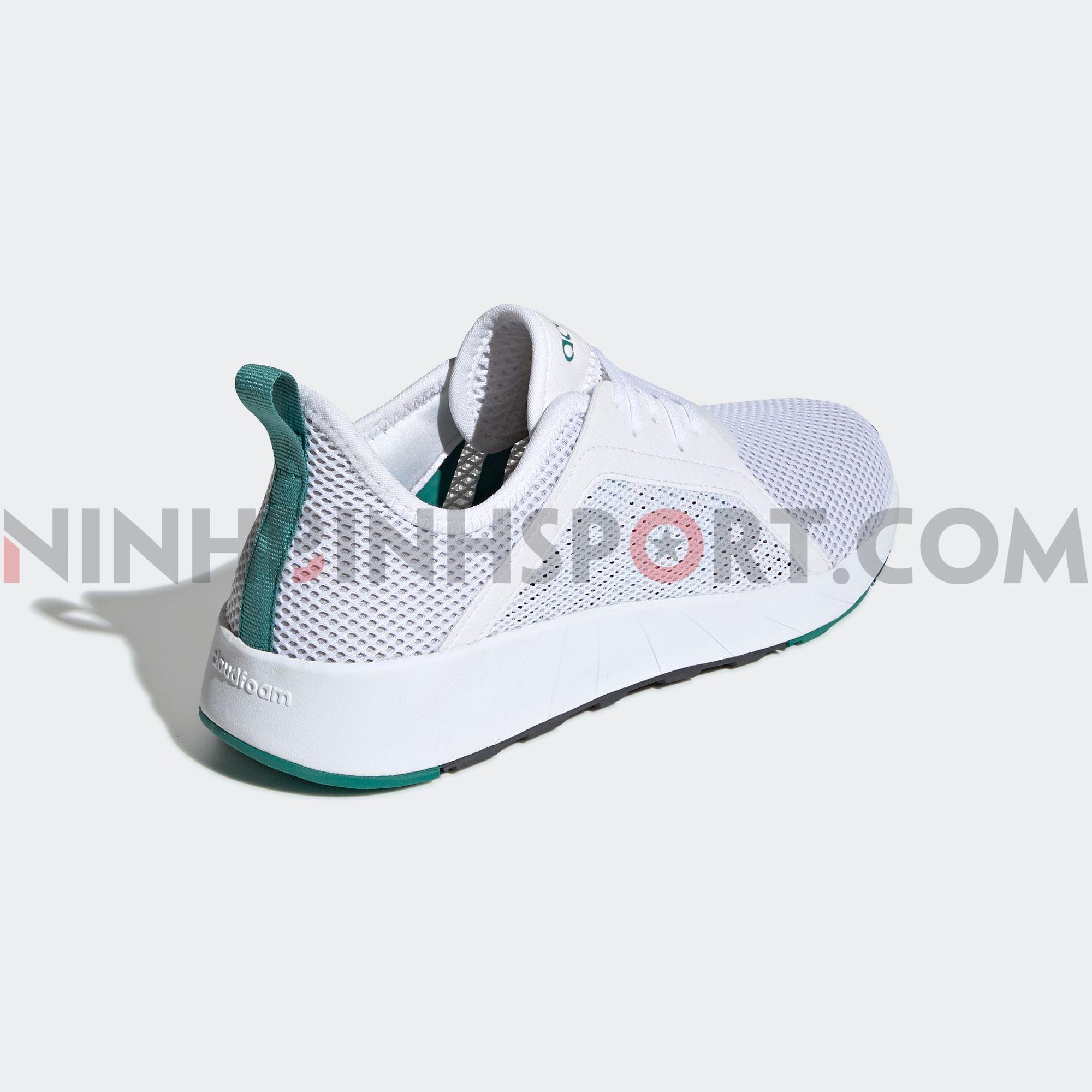 Giày thể thao nữ Adidas Neo Khoe Run White - F36792