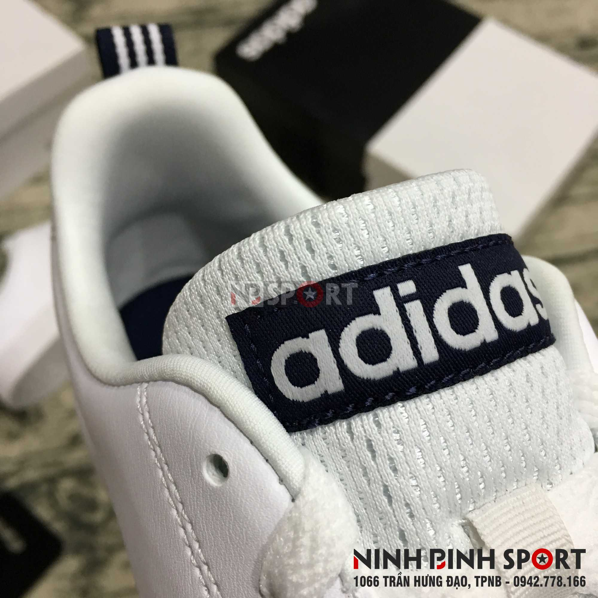 Giầy thể thao nam Adidas Neo Advantage Clean VS F99252