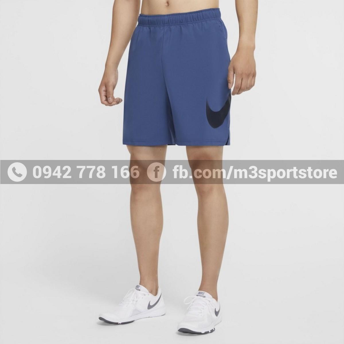 Quần short thể thao nam Nike Flex Men's Woven CZ6371