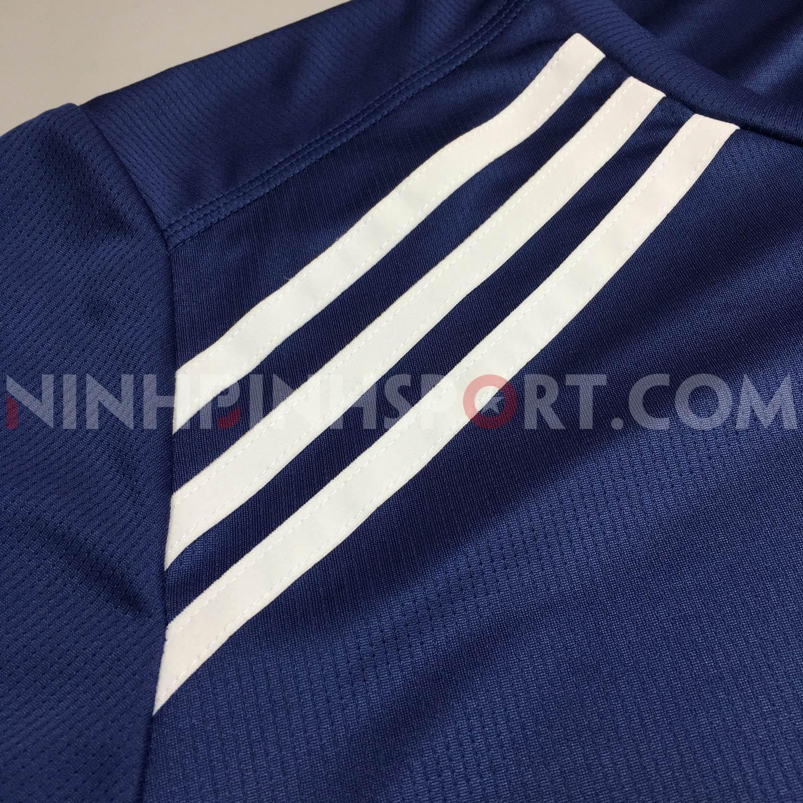 Áo thể thao nam Adidas RUN IT 3-STRIPES TEE FK1591