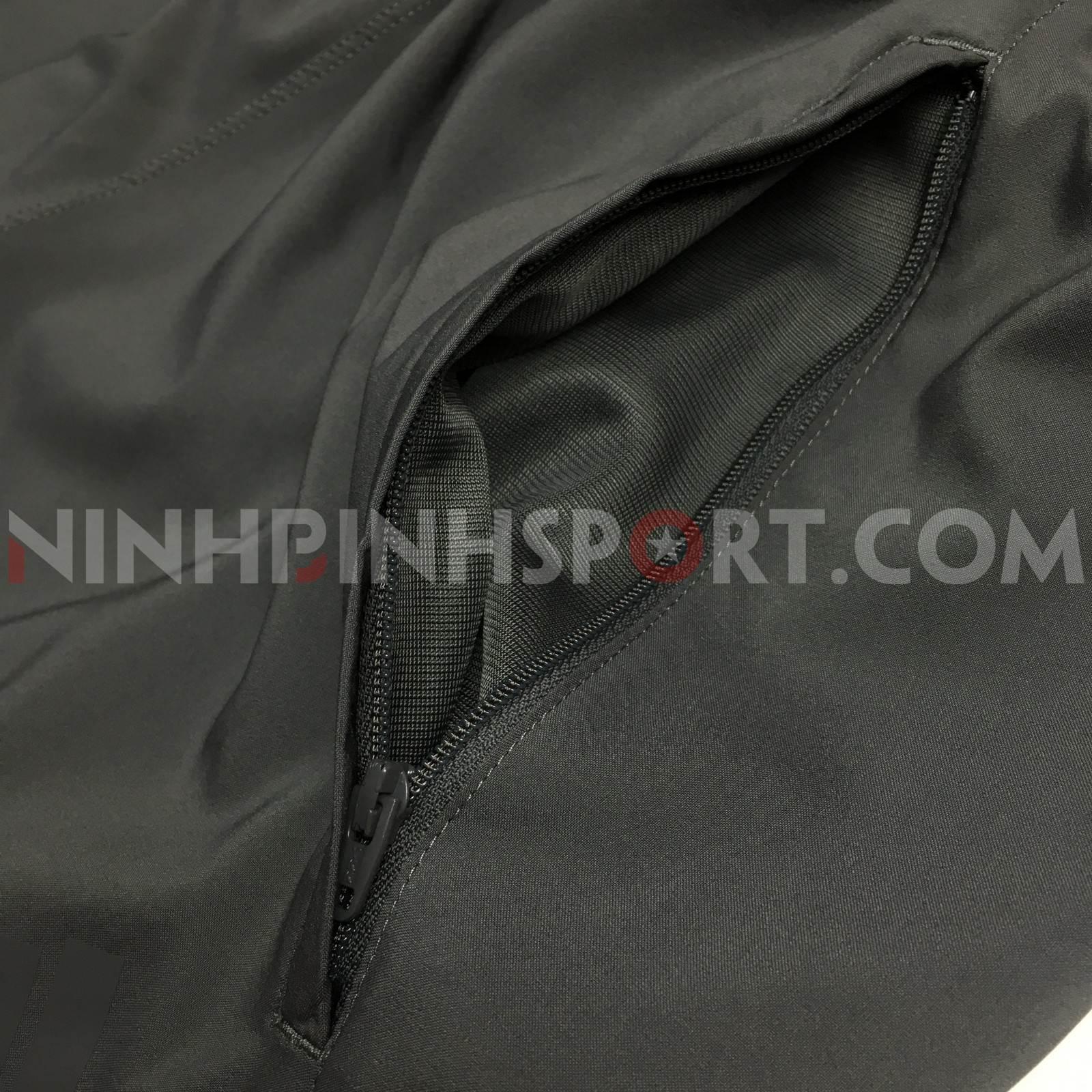 Quần thể thao nam Adidas AEROREADY 3-STRIPES 8in FP7846