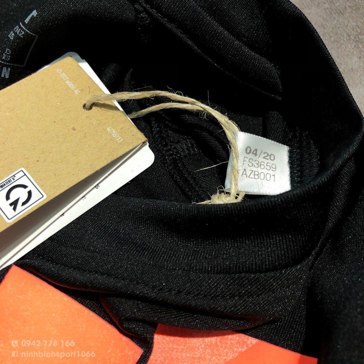 Áo thể thao nam adidas Tokyo Badge Tee Black FS3659