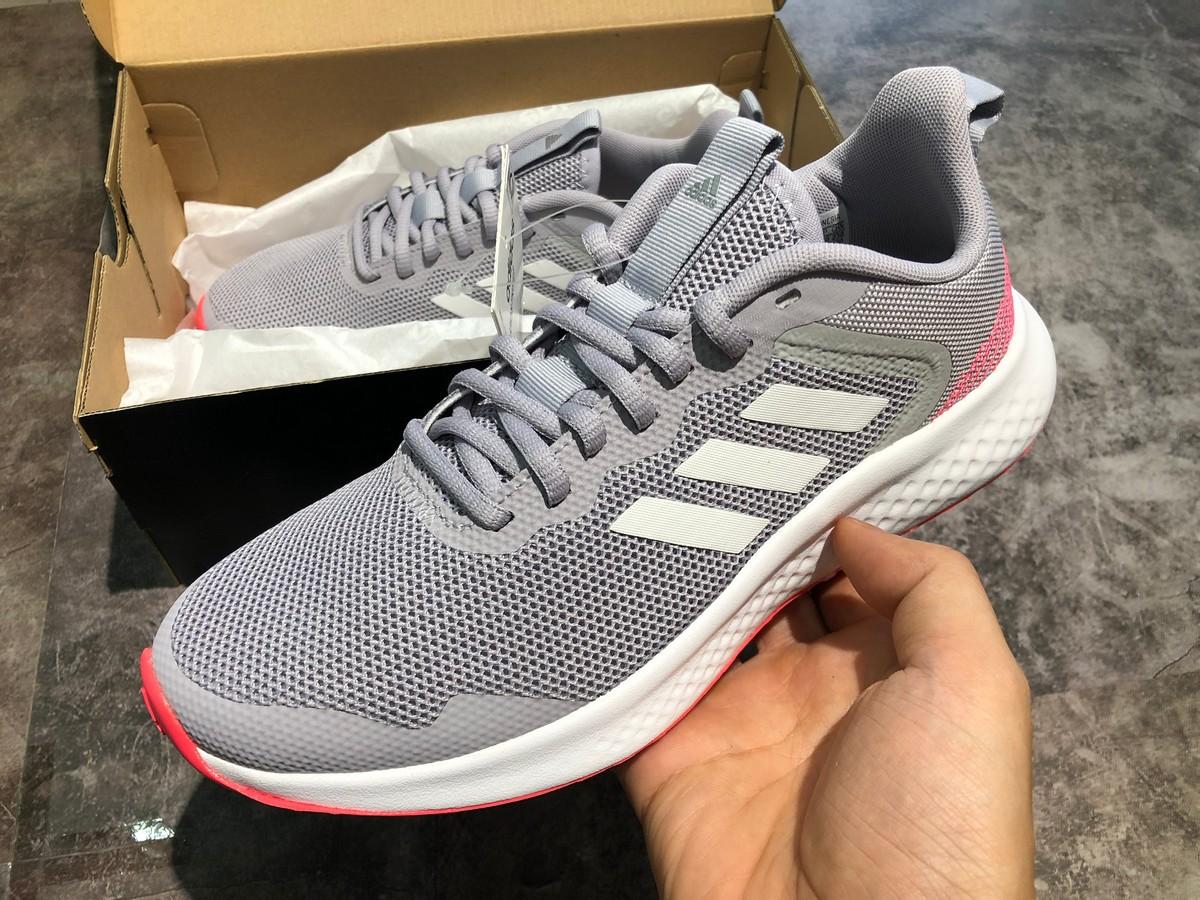 Giày thể thao nữ Adidas Fluidstreet Shoes Grey FW1715