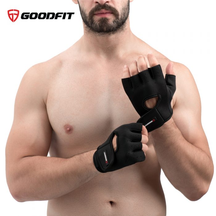 Găng tay tập gym GoodFit GF202G
