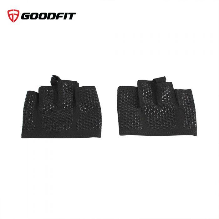 Găng tay tập gym nữ xỏ ngón GoodFit GF204G