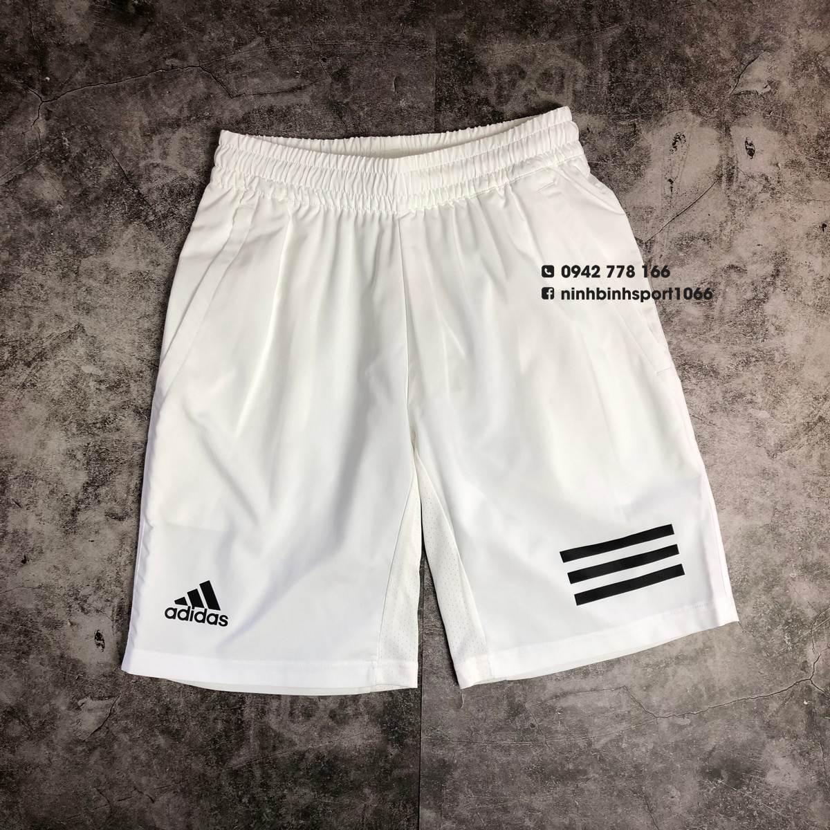 Quần short thể thao nam Adidas 3-STRIPES GL5412
