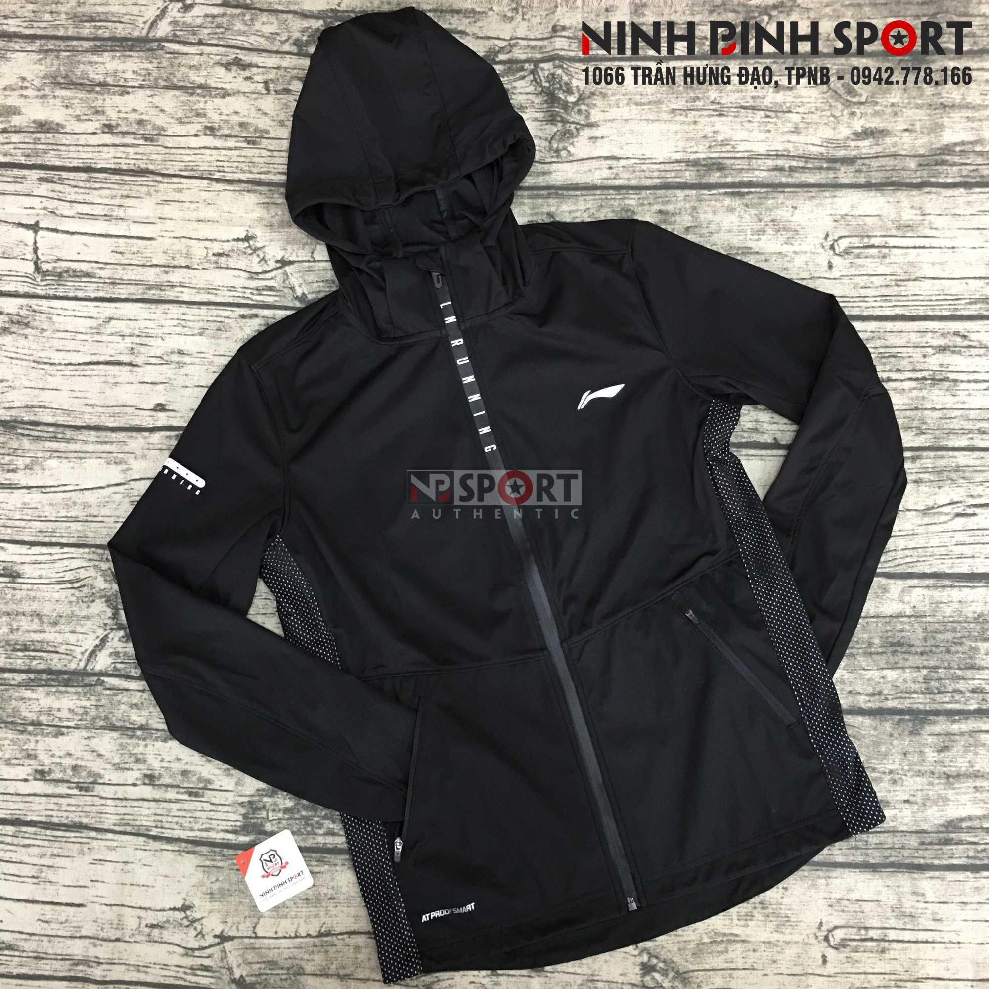 Áo khoác thể thao nam Lining AFDN005-1