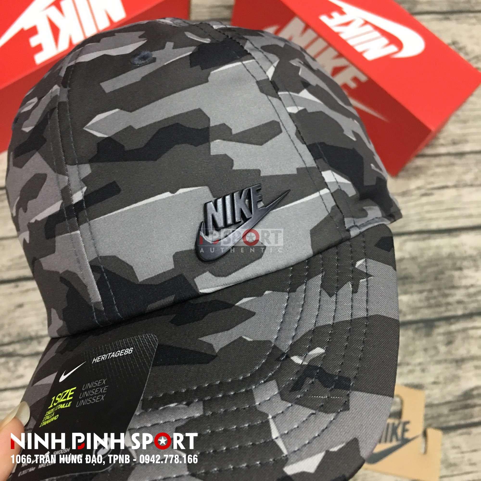Mũ thể thao nam Nike Sportswear Futura Heritage 942212-060