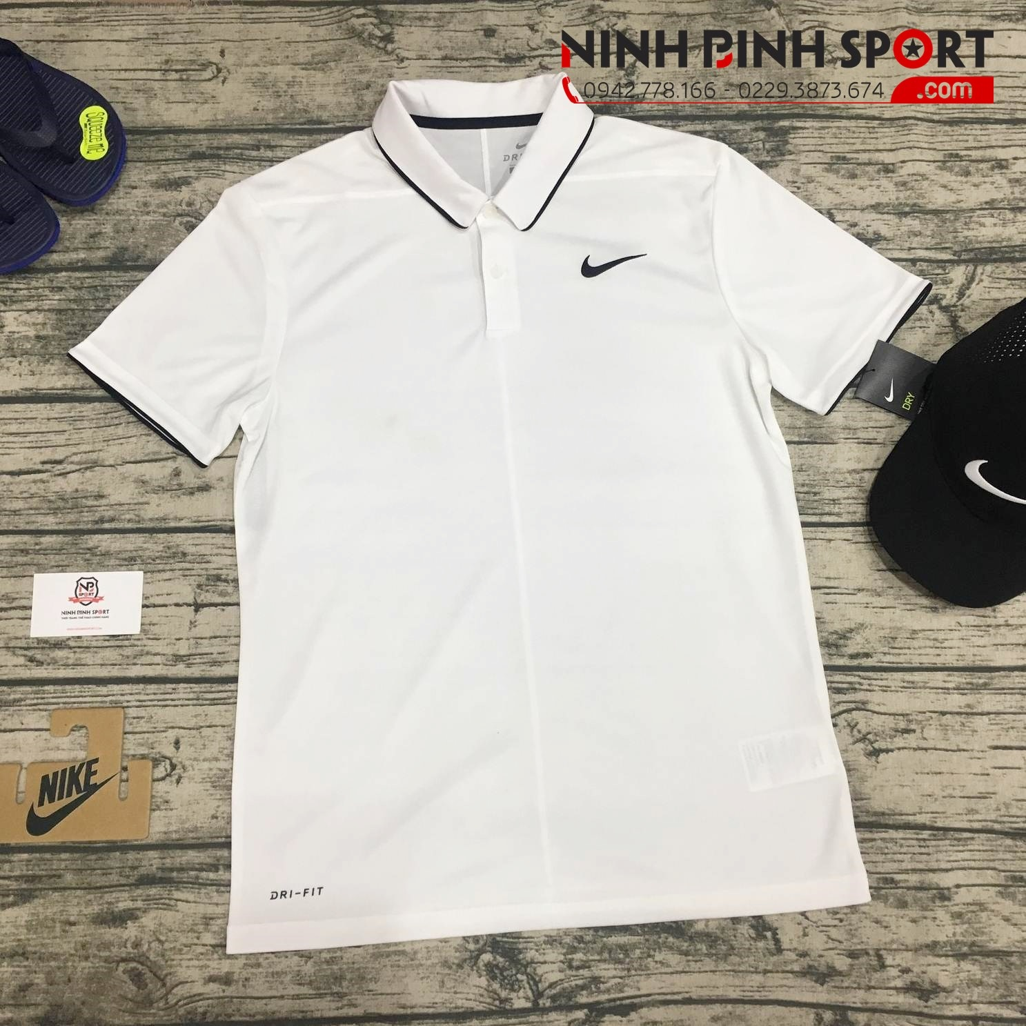 Áo Nike Men's Dry Golf Polo 904477-100