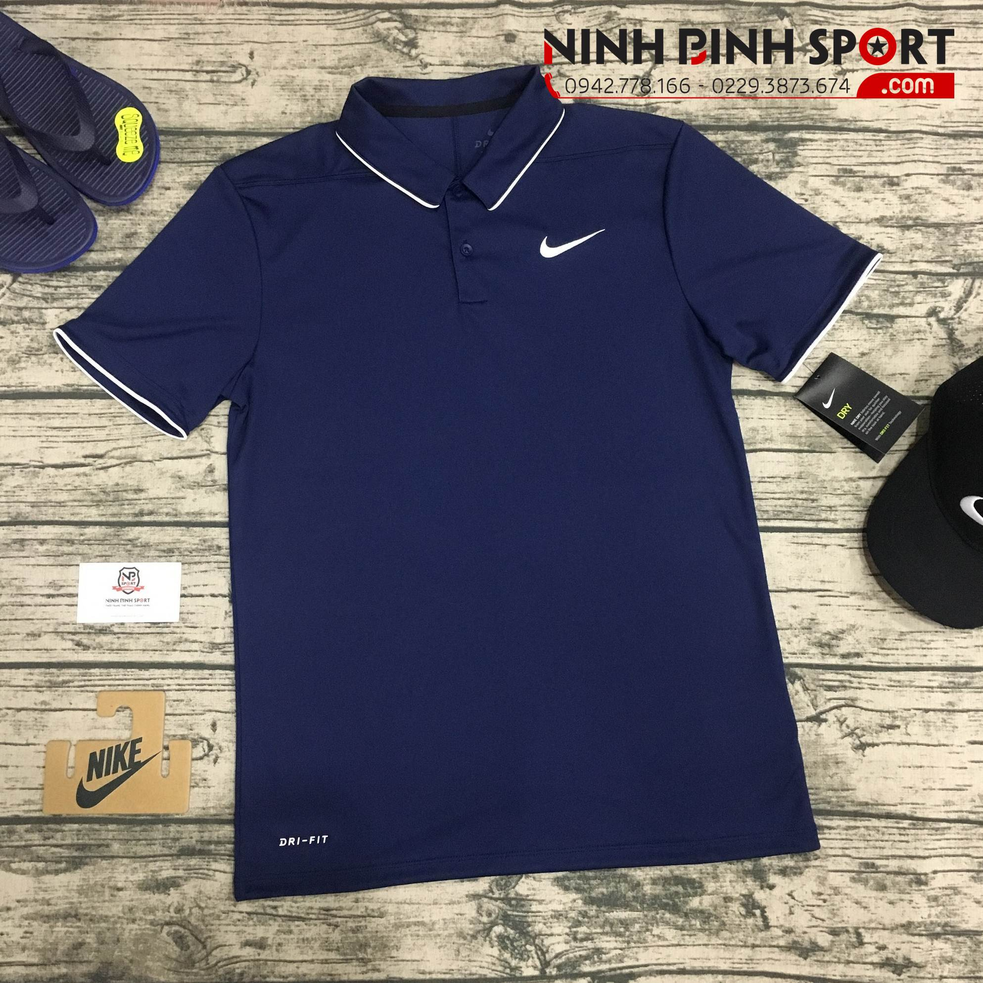 Áo Nike Men's Dry Golf Polo 904477-410