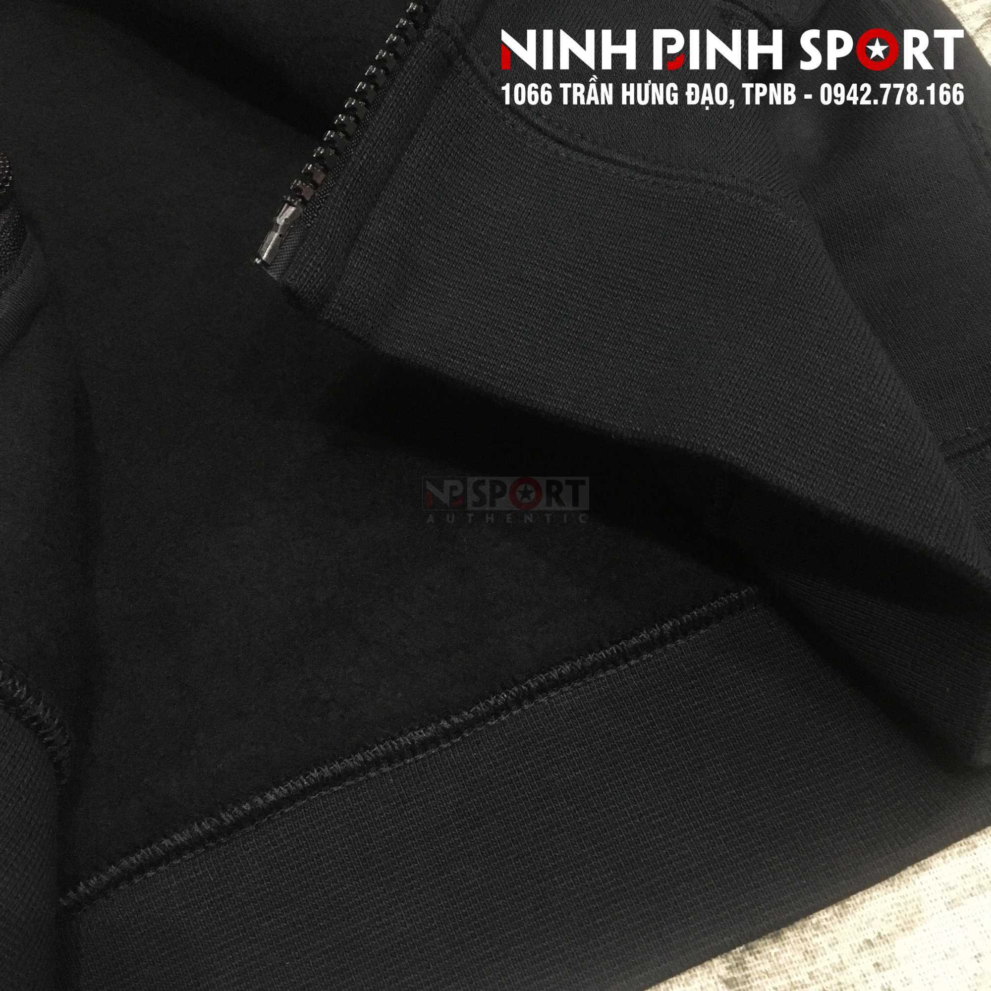 Áo khoác thể thao nam Nike AS NSW CLUB FZ BB 11 804390-010