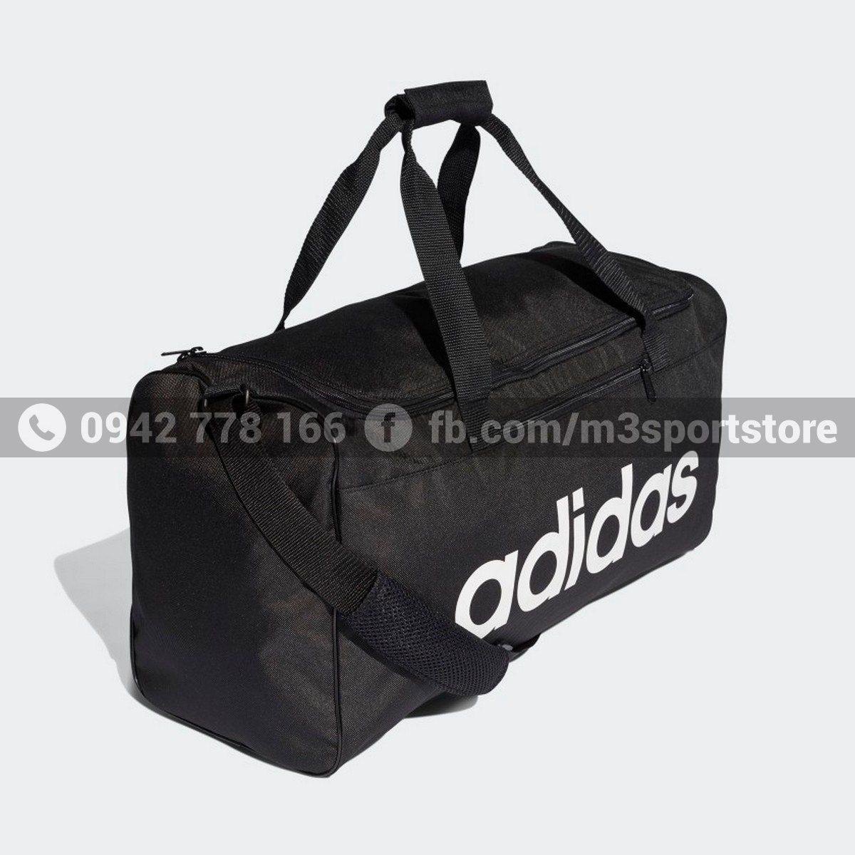 Túi thể thao Adidas Linear Core Duffel Medium DT4819